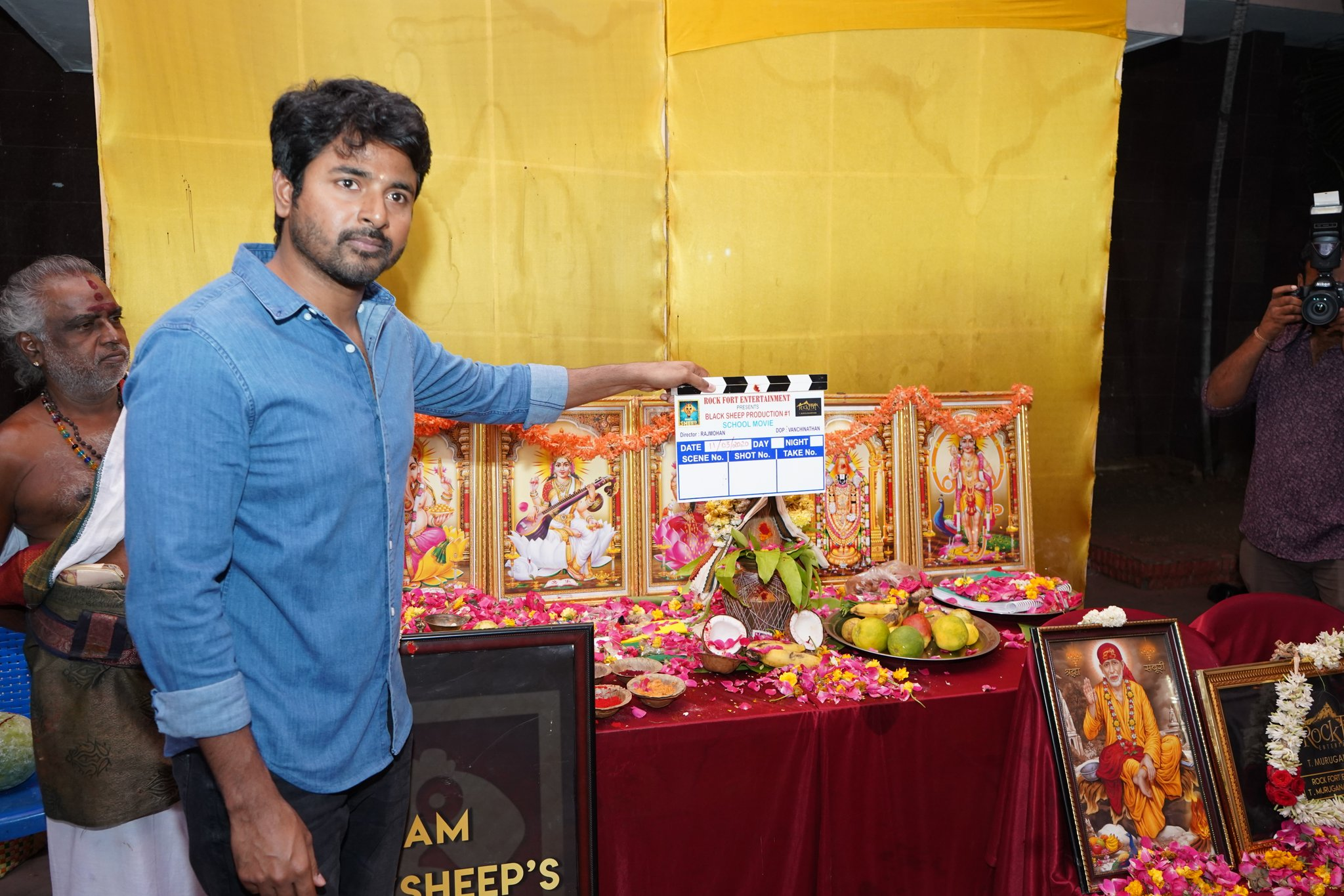 Popular Tamil YouTube Channel Black Sheep Enters the Film Production Space