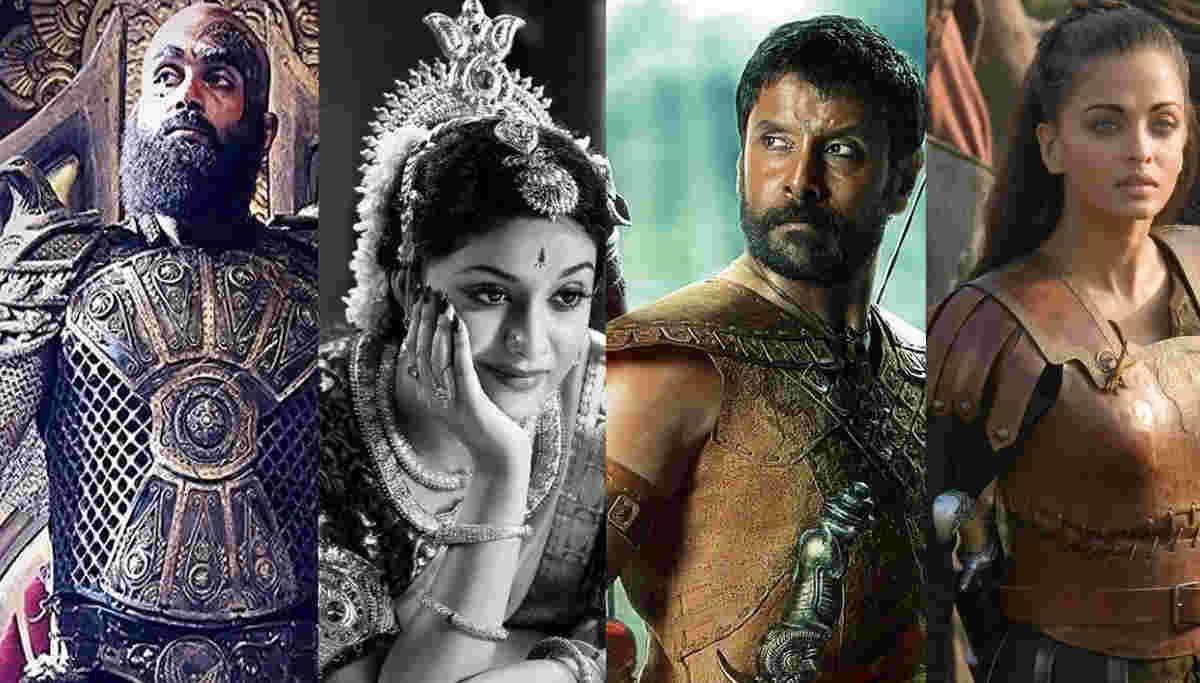 A. R. Rahman Tweets Ponniyin Selvan Movie Update