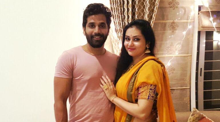 Namita Statement About Her Marriage