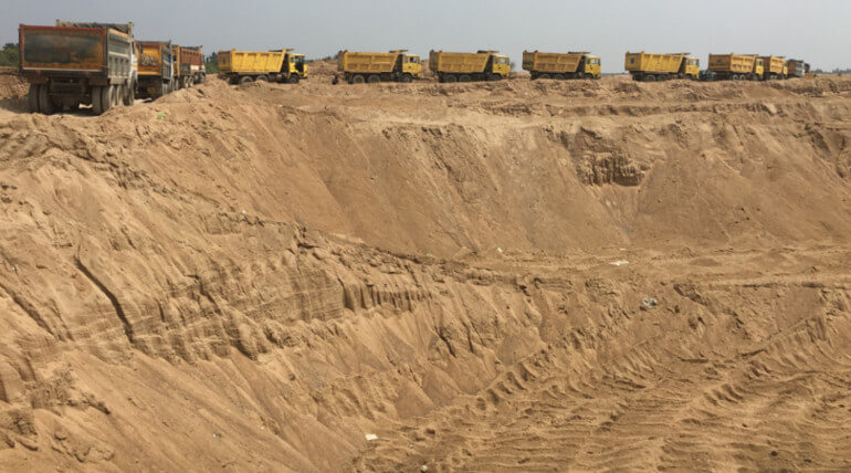 Madurai High Court Ordered To Close Granite Quarries