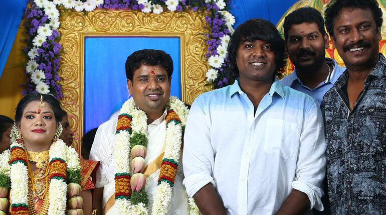 Director Nalan Kumarasamy Wedding Stills