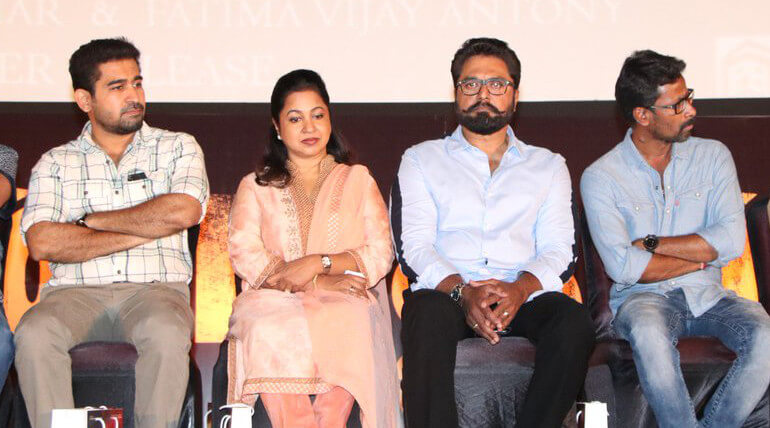 Vijay Antony Edited Annadurai Teaser and Trailer