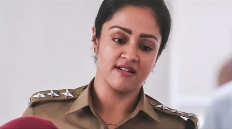 Naachiyaar Teaser Gets Amazing Responses