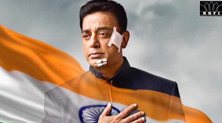 Kamal Haasan Resumed Vishwaroopam 2 Final Leg Of Shoot