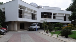 Poes Garden Late CM Jayalalitha's Residence
