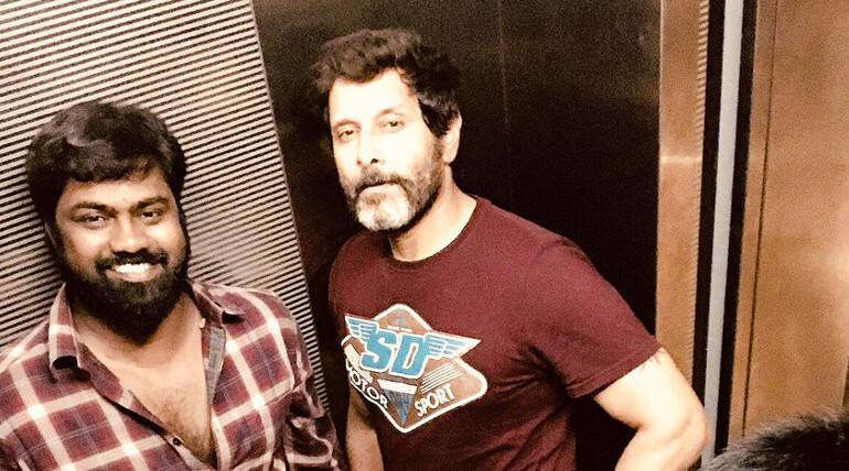 Vikram Starring Sketch Audio From December