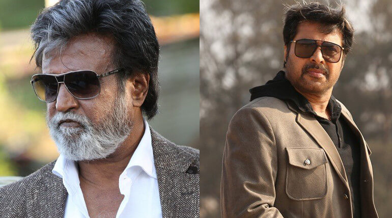 Rajinikanth And Mammootty Team Up For Marathi Movie