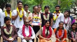 Karthi-Gautham Karthik Starring MR Chandramouli Starts