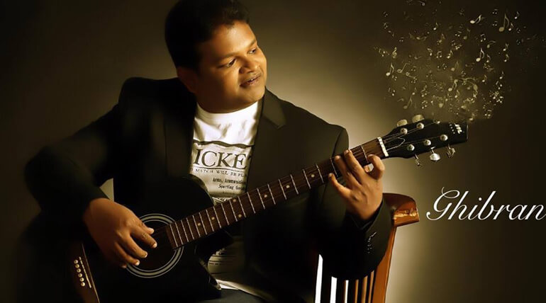 Musician Ghibran Asks People how to market yourself