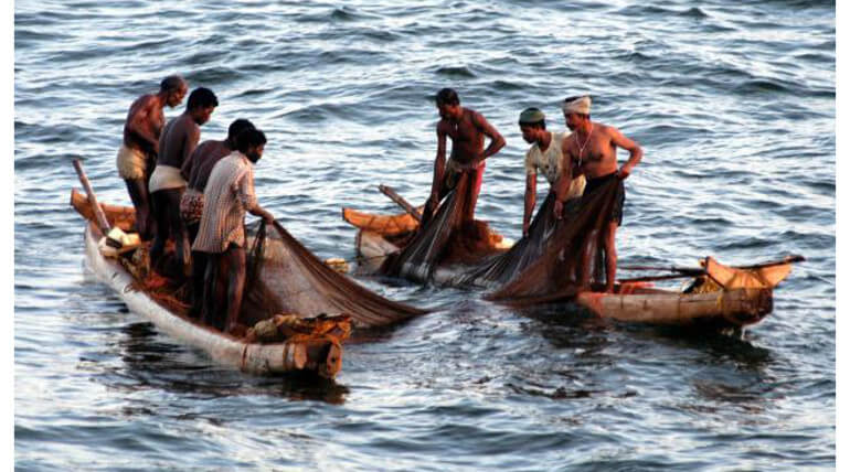 Sri Lankan Navy Attacks Nagai Fishermen