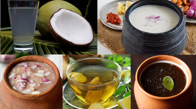 Tamil Nadu Traditional Health Drinks That Benefits Us Always