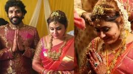 Namitha Wedding Stills