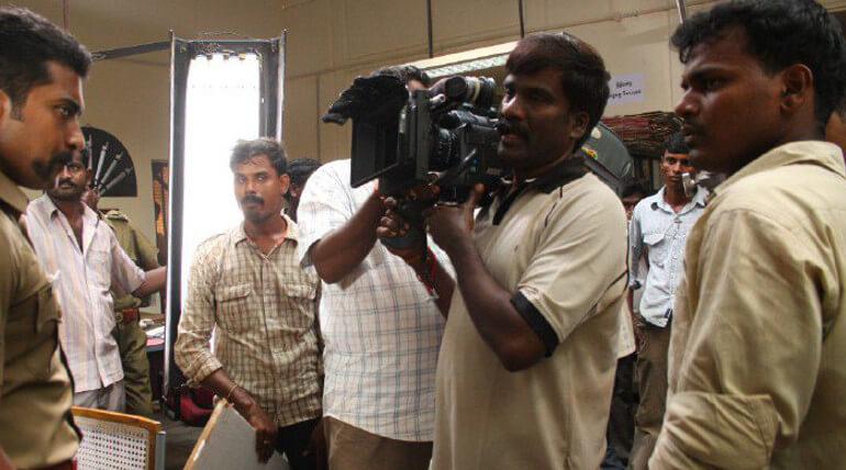Cinematographer Priyan Passes Away