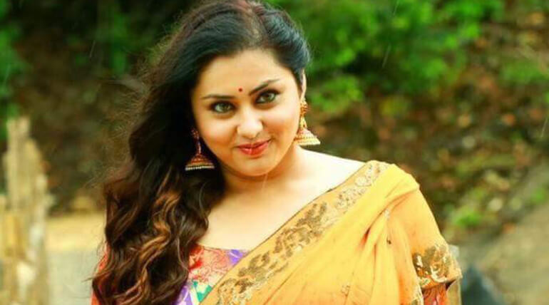 Bigg Boss Fame Releases Video Confirming Namitha Marriage