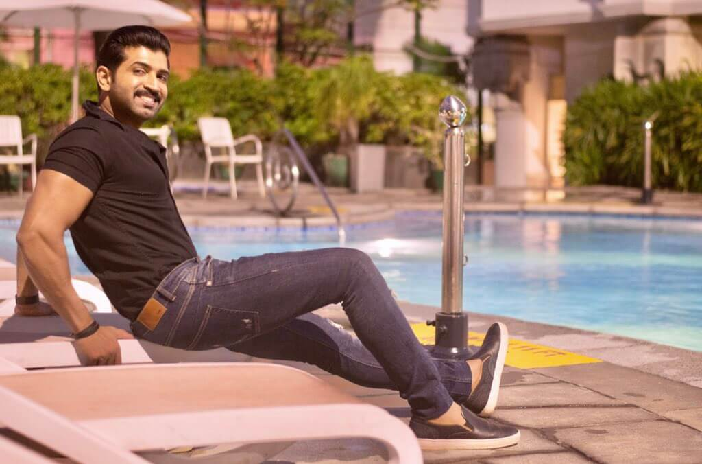 Arun Vijay Thadam Planned For Early 2018 Release