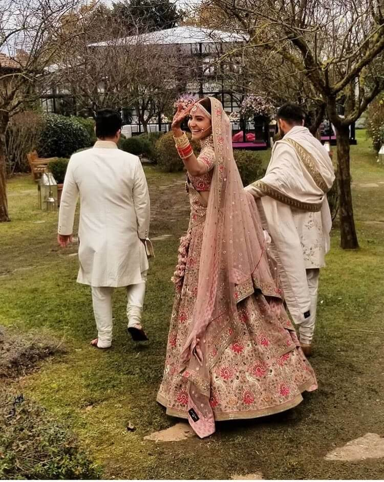 Virat Kohli Anushka Sharma wedding still3