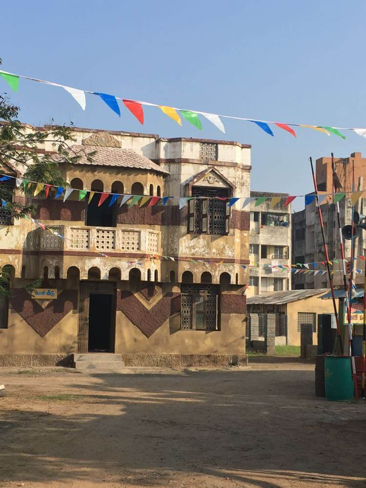 Velaikkaran Set Visit For Public still3