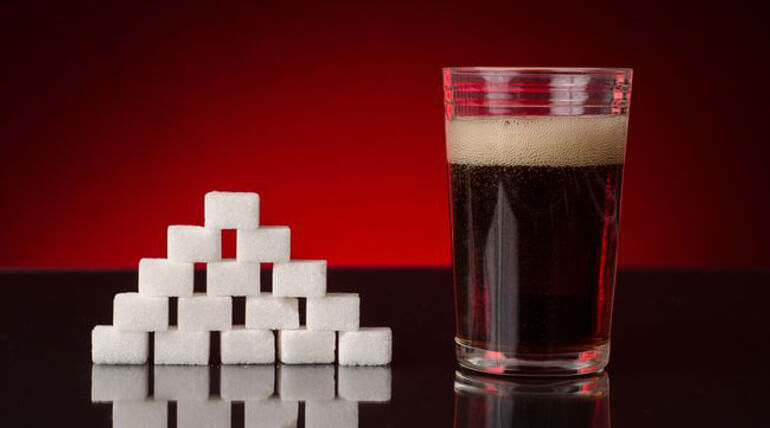 Sugar Sweetened Drinks Cause Obesity