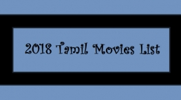 List Of Upcoming Tamil Movies 2018