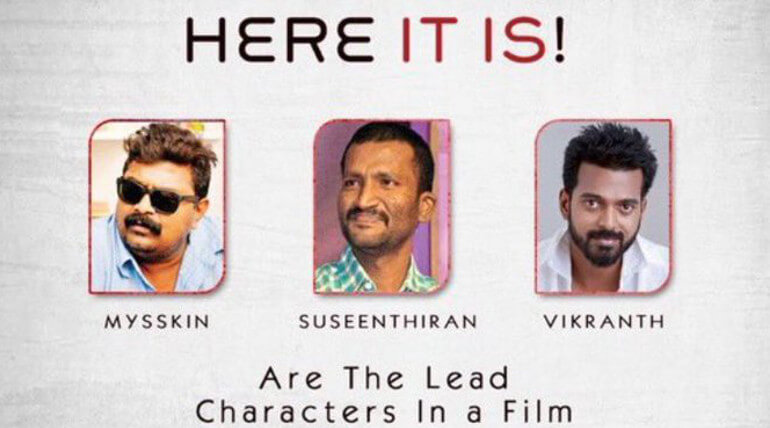Suseenthiran To Play Lead Role