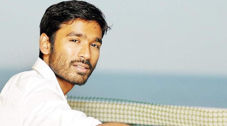 Dhanush Plays Lead In His Next Directorial Venture
