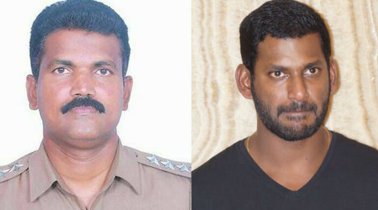 Celebrities Condolence To Demise of Police Periyapandiyan