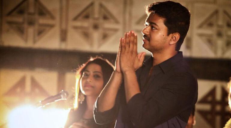 Vijay 62 Gets Art Director Santhanam