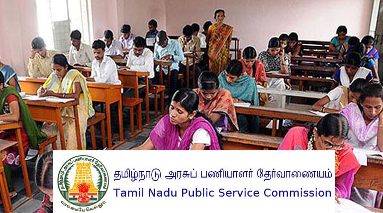 TNPSC Notifications For GROUP-IV and VAO Exam 2017-2018
