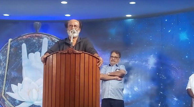 Rajinikanth Announced 2 Point 0 Movie And Kaala Release Date