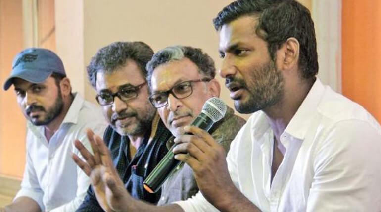 Ponvannan Withdraws His Resignation From Nadigar Sangam