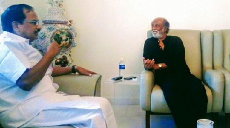 Rajinikanth Announcement Over His Politics On Dec 31