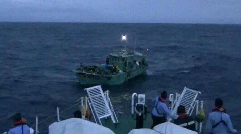 Tamil Nadu And Puducherry Fishermen Advised To Avoid Entering Arabian Sea