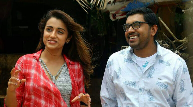 Trisha And Nivin Pauly Starring Hey Jude official Teaser