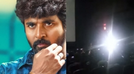 Velaikkaran Climax real LIGHT impact at Senthil Kumaran Theatres