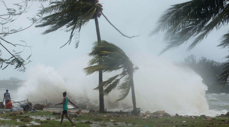Center Allocates Rs 133 crore As Ockhi Cyclone Interim Relief Fund