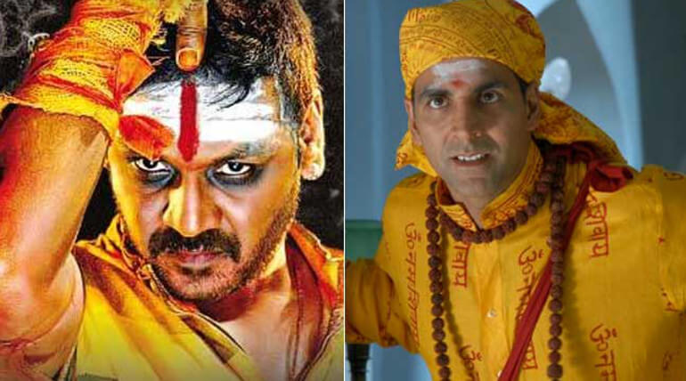 Akshay Kumar To Do Lead Role In Kanchana 2 Hindi Remake