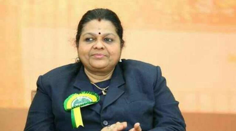 Judge Alamelu Natrajan who slashed the honor killing in Tirupur had passed away