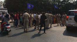 Pune Communal Clash Had Sealed Mumbai Totally