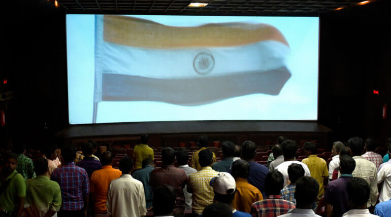 National Anthem No Longer Compulsory In Theatres