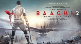 Tiger Shroff Starring Baaghi 2 Release Date Locked