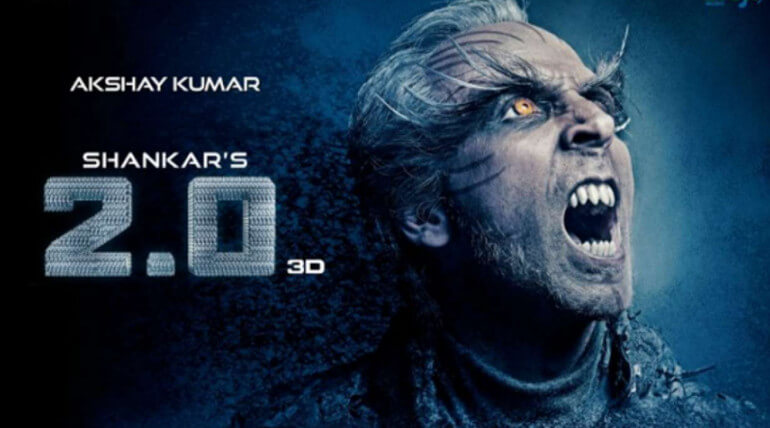 2 Point 0 Teaser Works Are In Full Swing