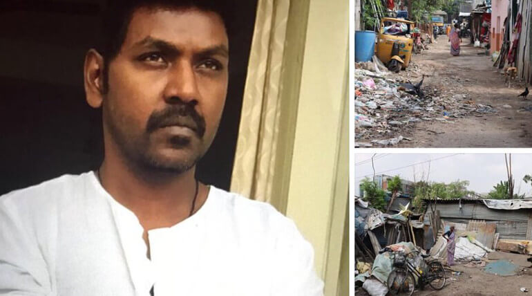 Raghava Lawrence Takes One More Step In Doing Good Things