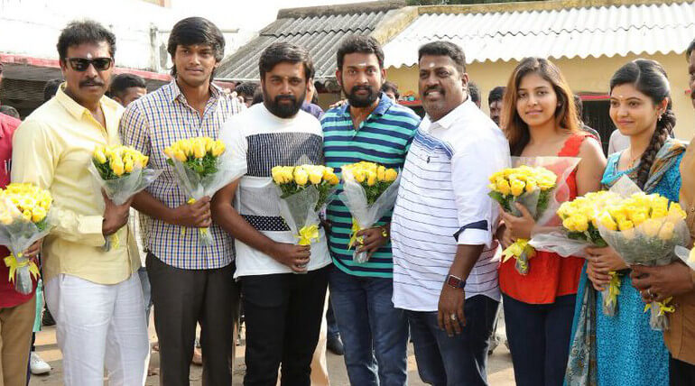 Nadodigal 2 Shooting Started With Simple Pooja