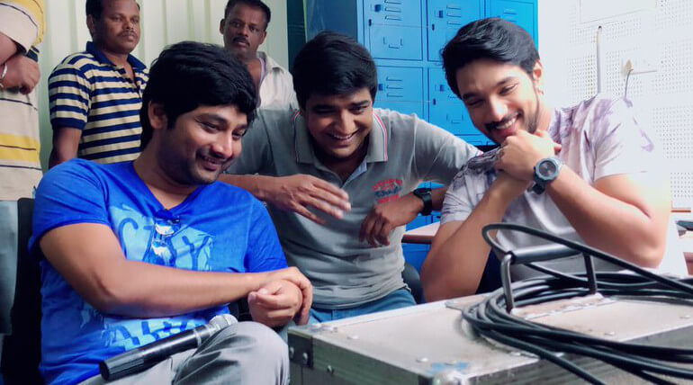 Three Different First Looks For Mr Chandramouli Movie