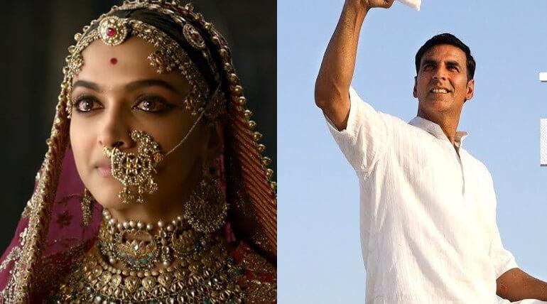 Akshay Kumar Postpones PadMan For Padmaavat