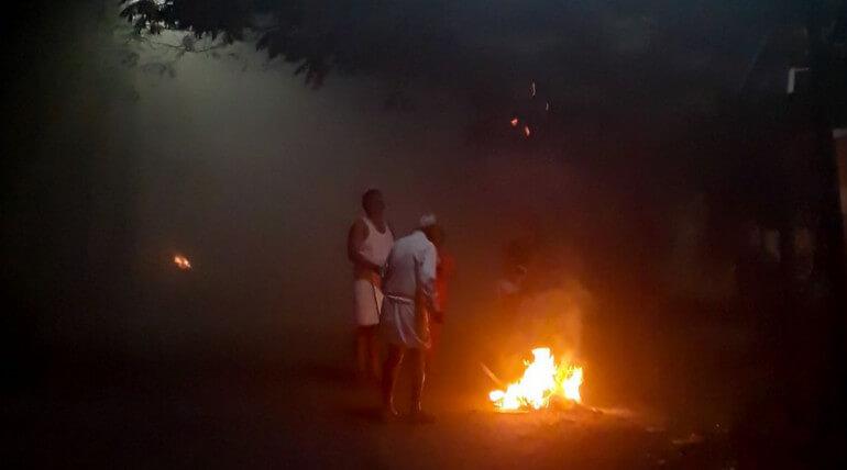 Boghi Smog In Chennai still8
