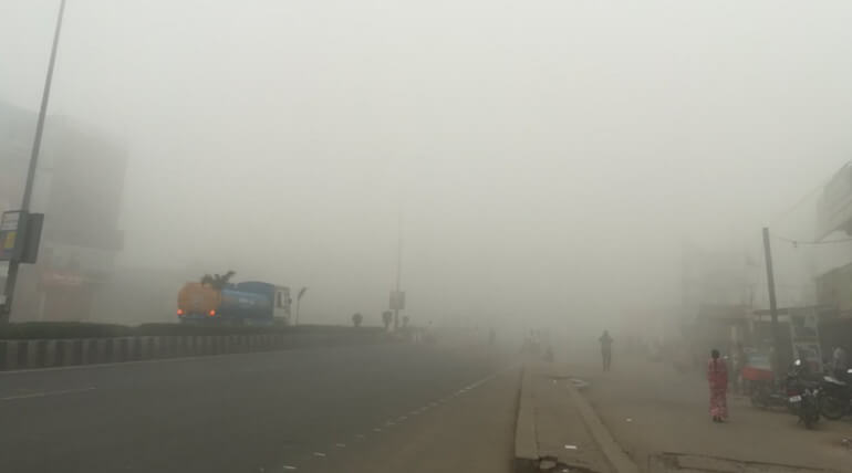 Boghi Smog In Chennai still7