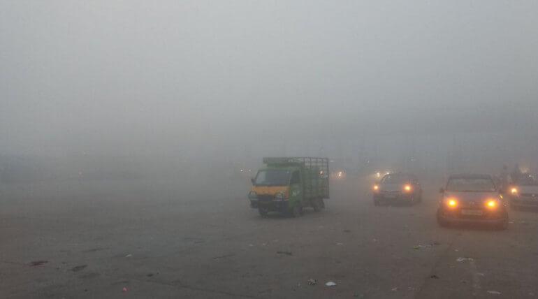 Boghi Smog In Chennai still4