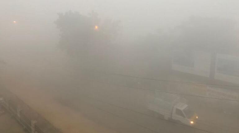 Boghi Smog In Chennai still6