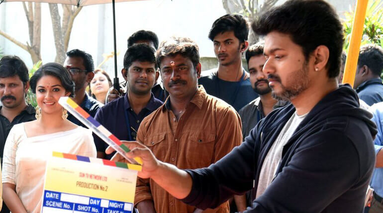 Thalapathy 62 Shoot Starts With Pooja